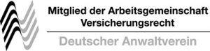 logo mitglied arge versicherungsrecht 1